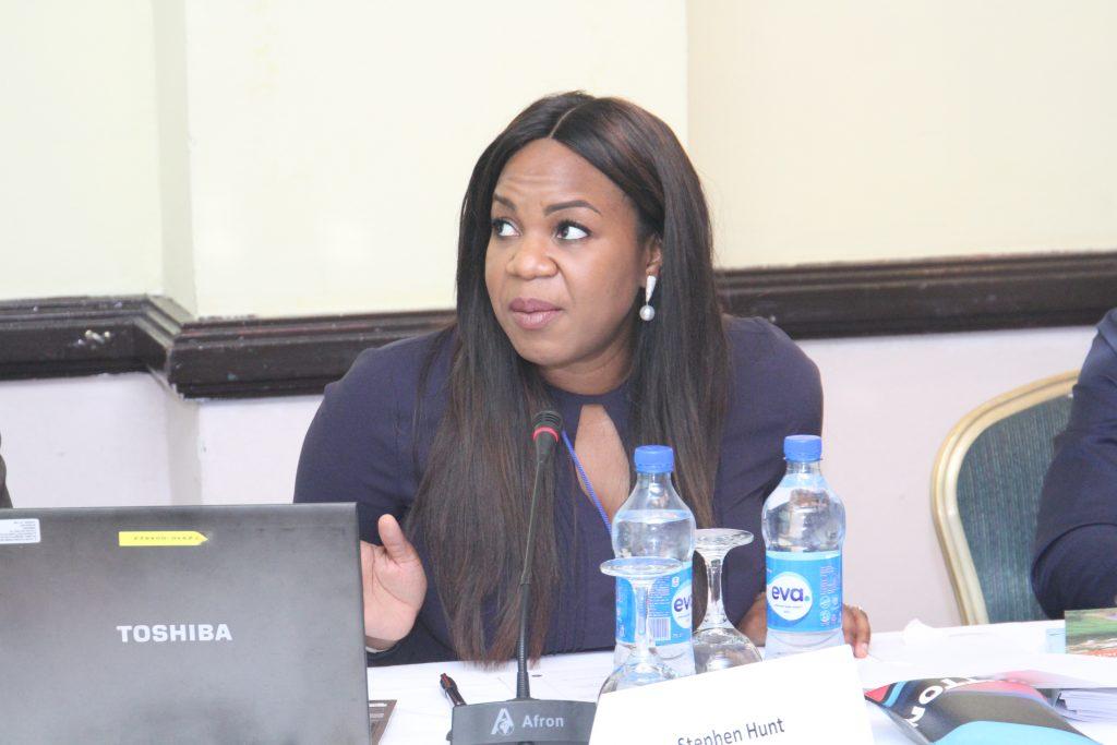 Mrs. Damilola Ogunbiyi